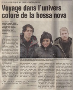 bossa project